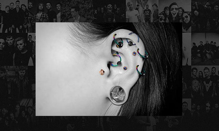 Which Piercings Hurt The Most Or Least