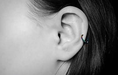 Auricle Rings Get Your Piercing