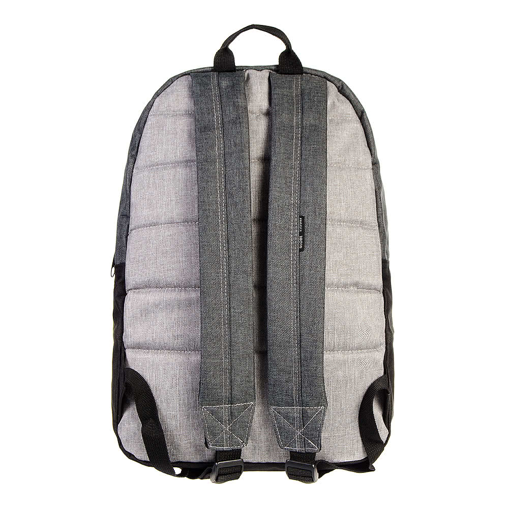 Globe Charcoal Dux Deluxe Backpack (Grey)