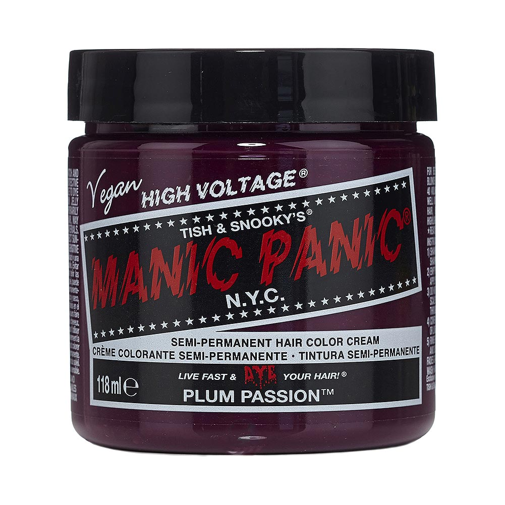 Manic Panic Classic Coloration Semi-Permanente 118ml (Plum Passion)