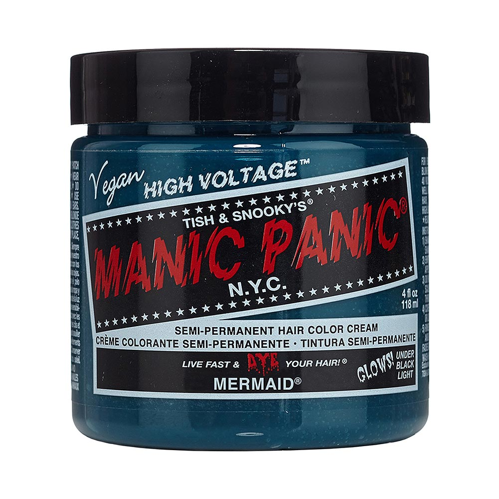 Manic Panic High Voltage Classic Cream Formula Haartönung (Mermaid)