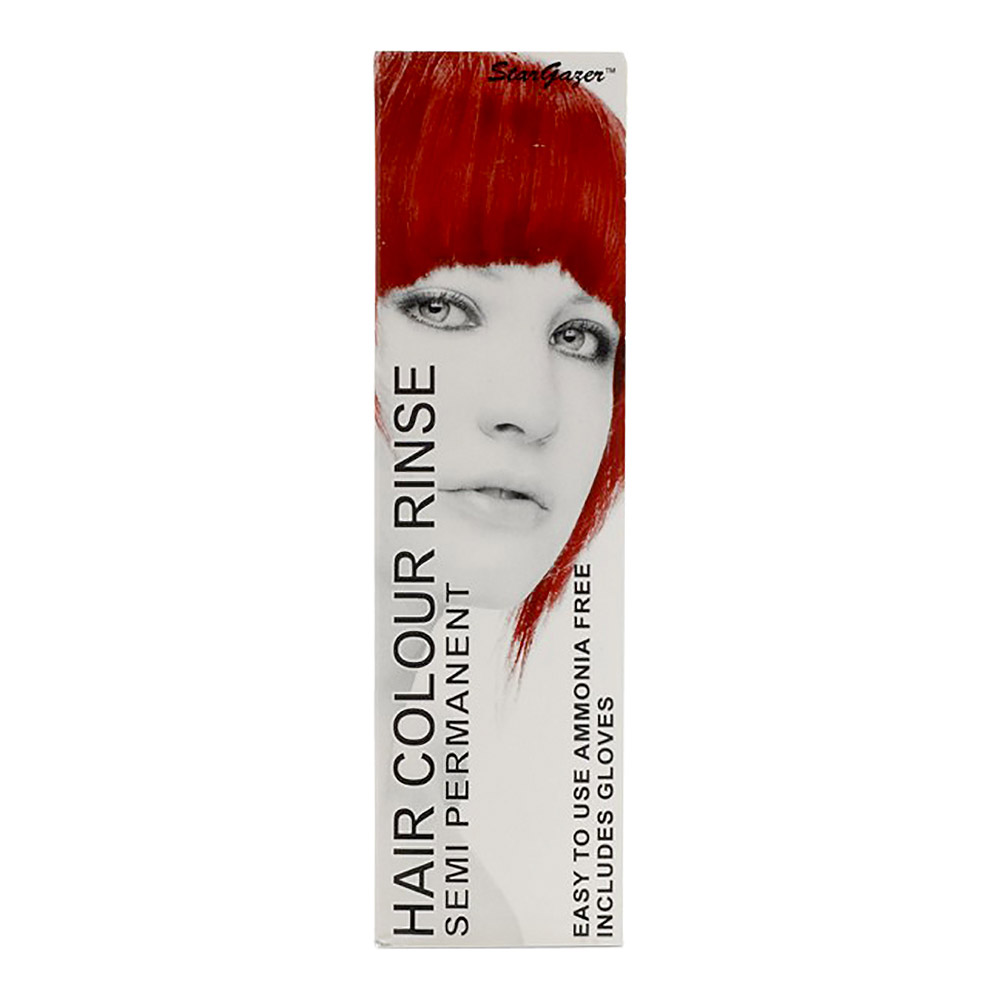 Stargazer 70ml Coloration Semi-Permanente (Foxy Red)