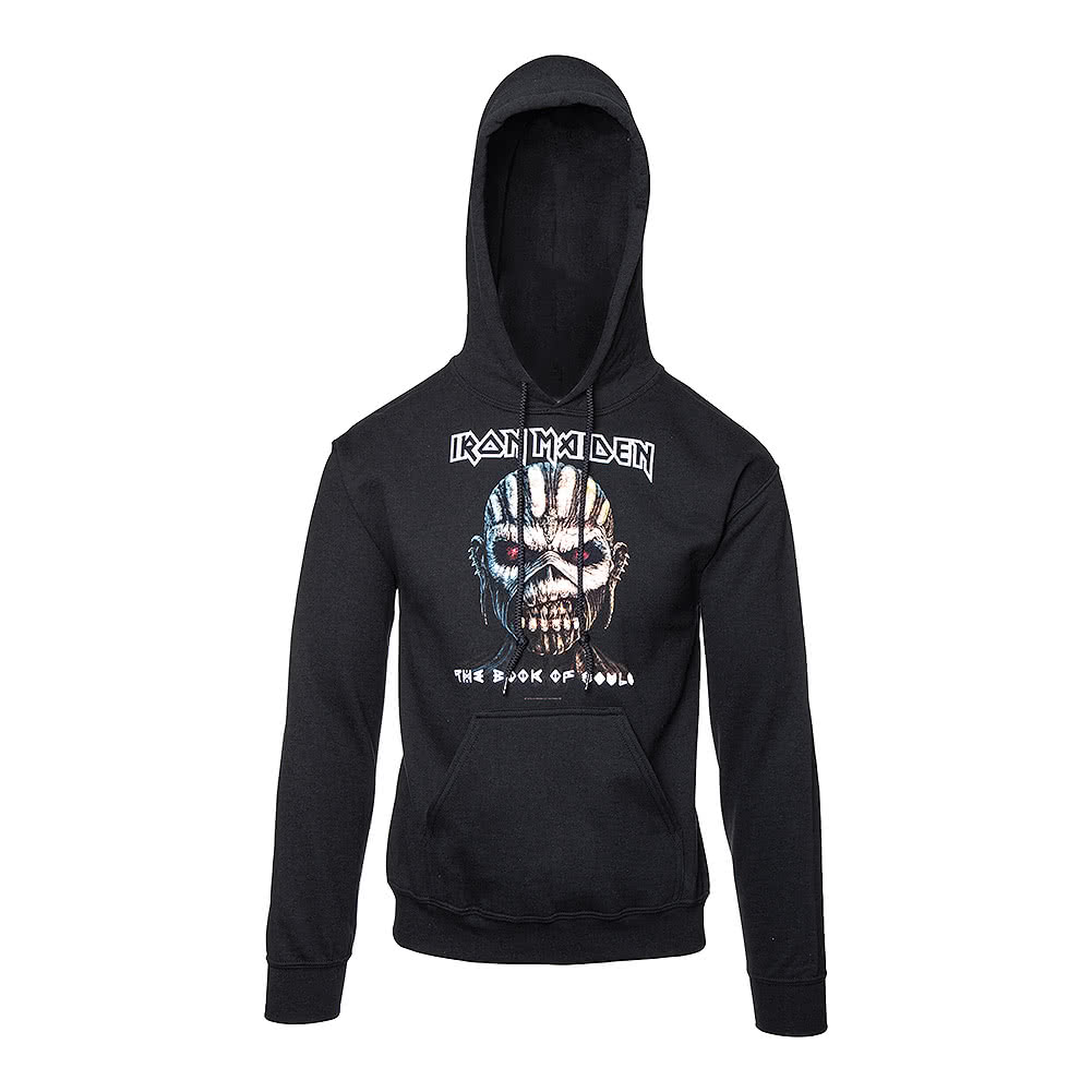 Official Iron Maiden Book of Souls Hoodie (Black)