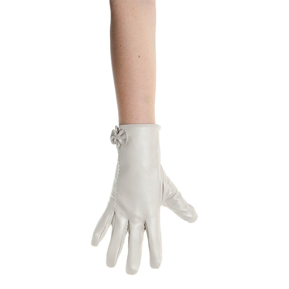 Long Bow Gloves (Ivory)