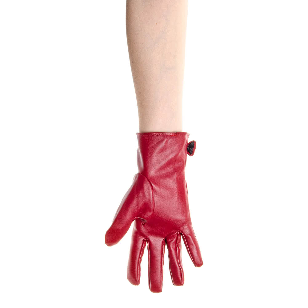 Long Bow Gloves (Red)