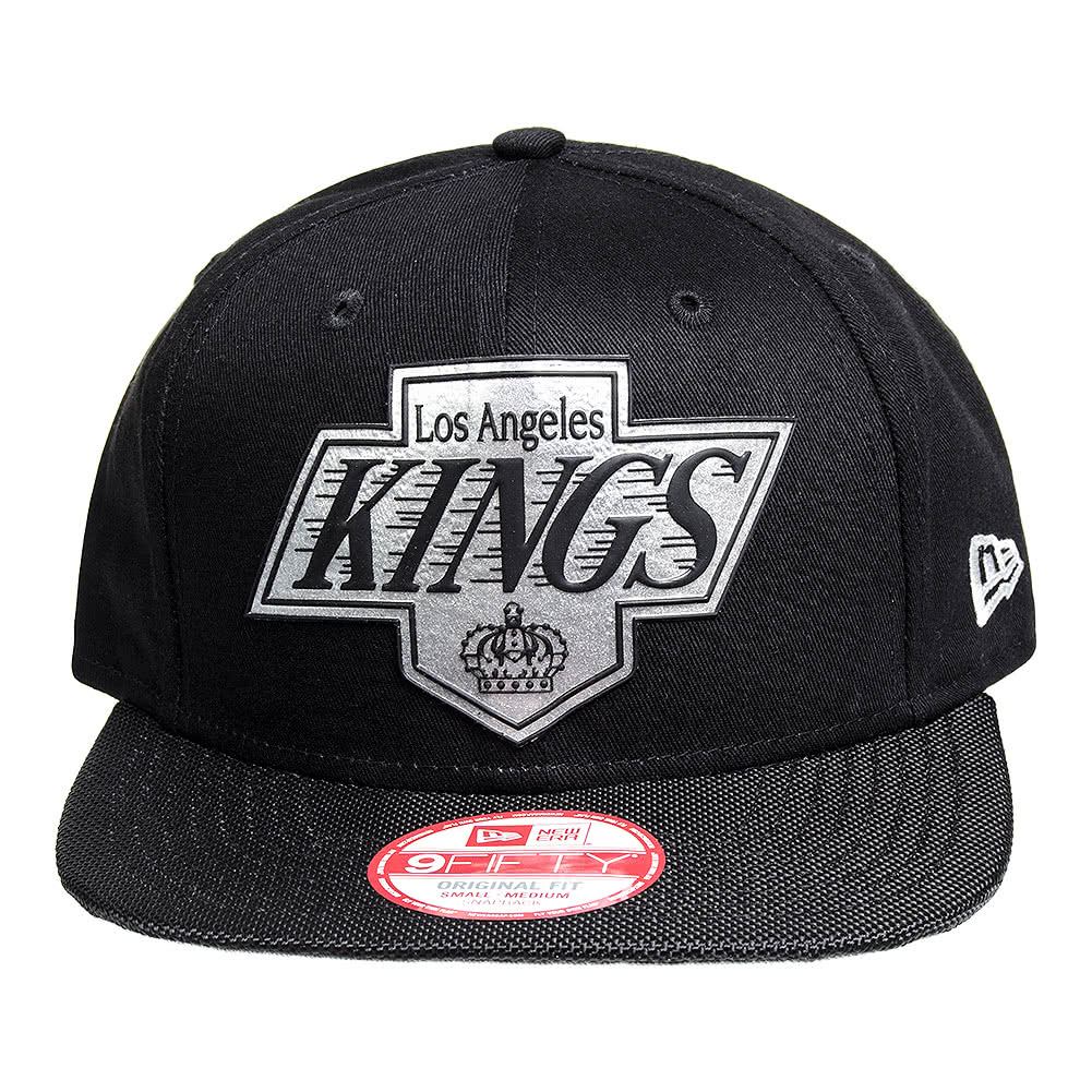 ... New Era LA Kings Ballistic Snapback Hat (Black) ... 7ca2f74b520