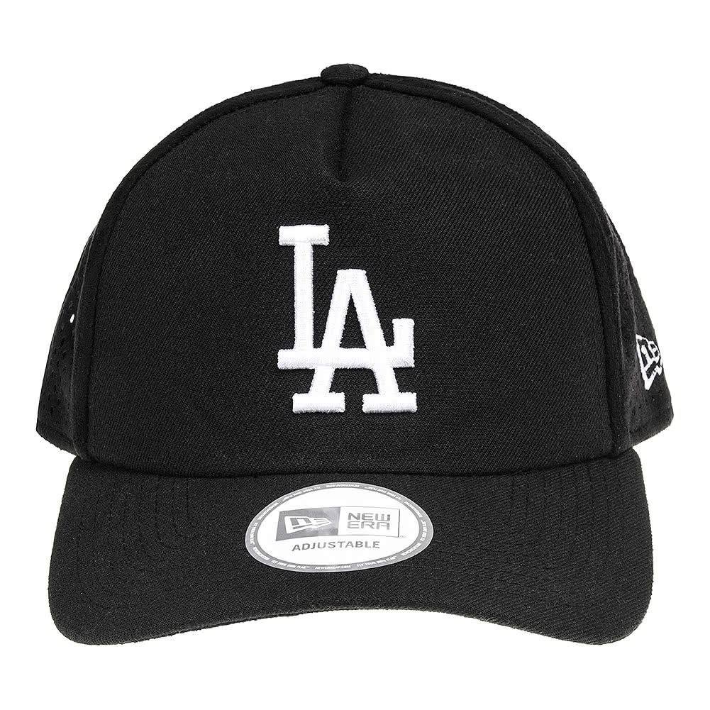 New Era LA Dodgers Perf Cap (Black)