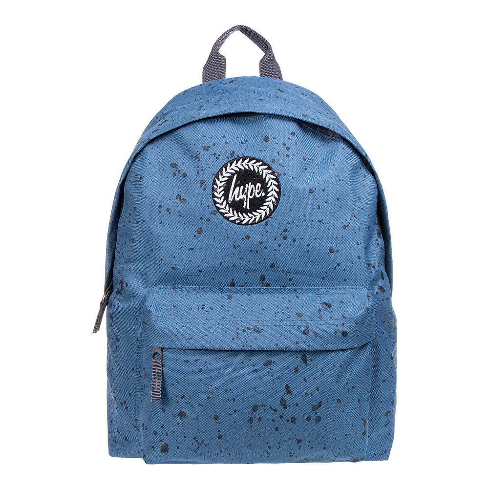 Hype Speckle Backpack (Airforce/Charcoal)