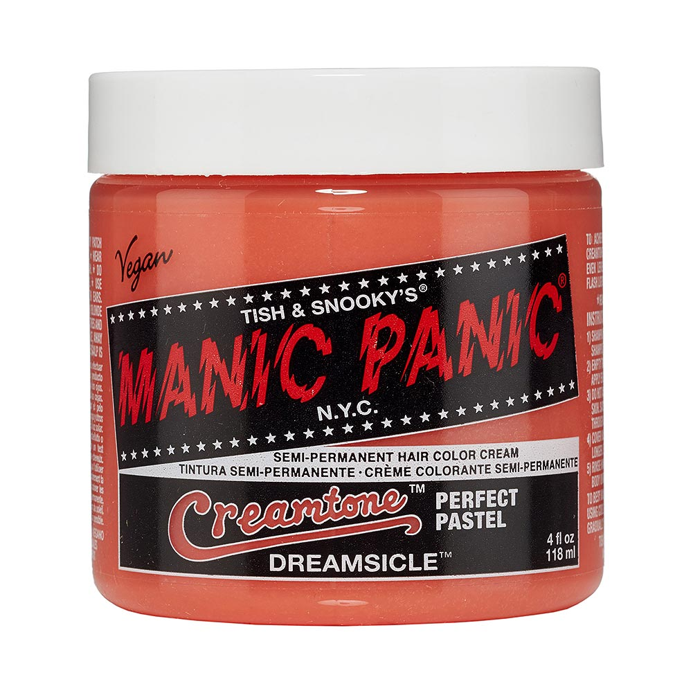 Manic Panic Creamtones Perfect Pastel Haartönung (Dreamsicle - Pastell Orange)