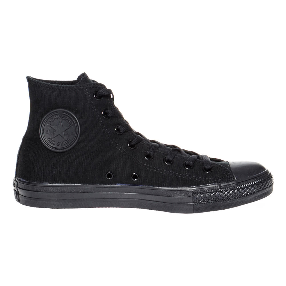 Converse All Star Hi Top Boots (Mono Black)