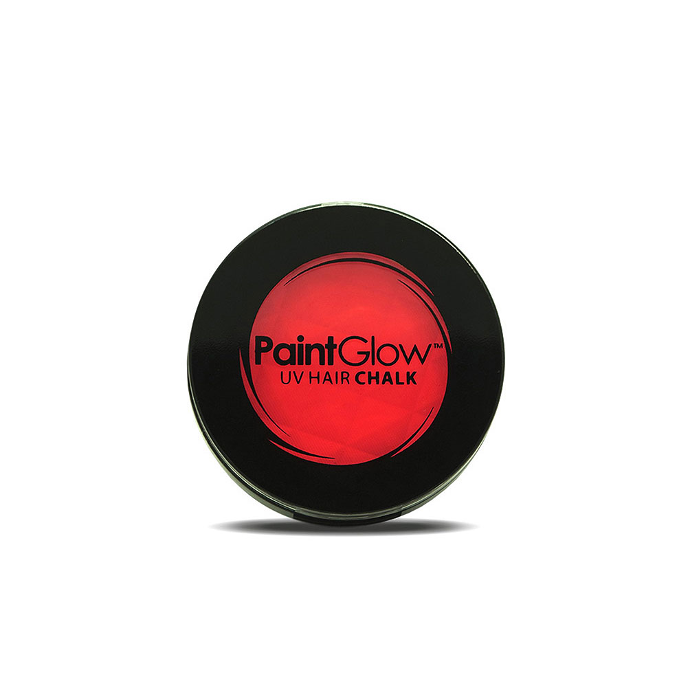 Paintglow UV Hair Chalk 3.5g (Red)