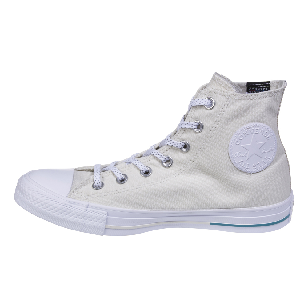 Converse All Star Counter Climate Hi Top Boots (Buff/Aegean Aqua)