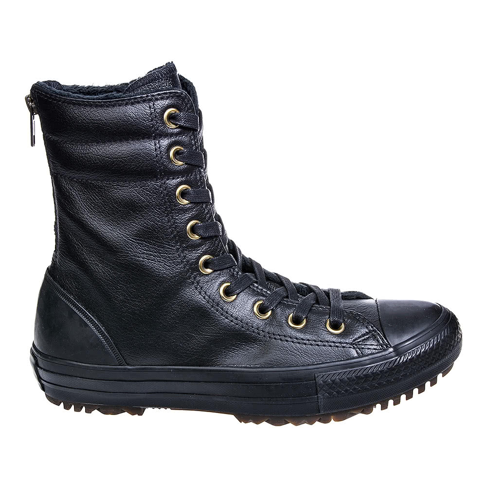 Converse All Star Hi Rise Boots (Black)
