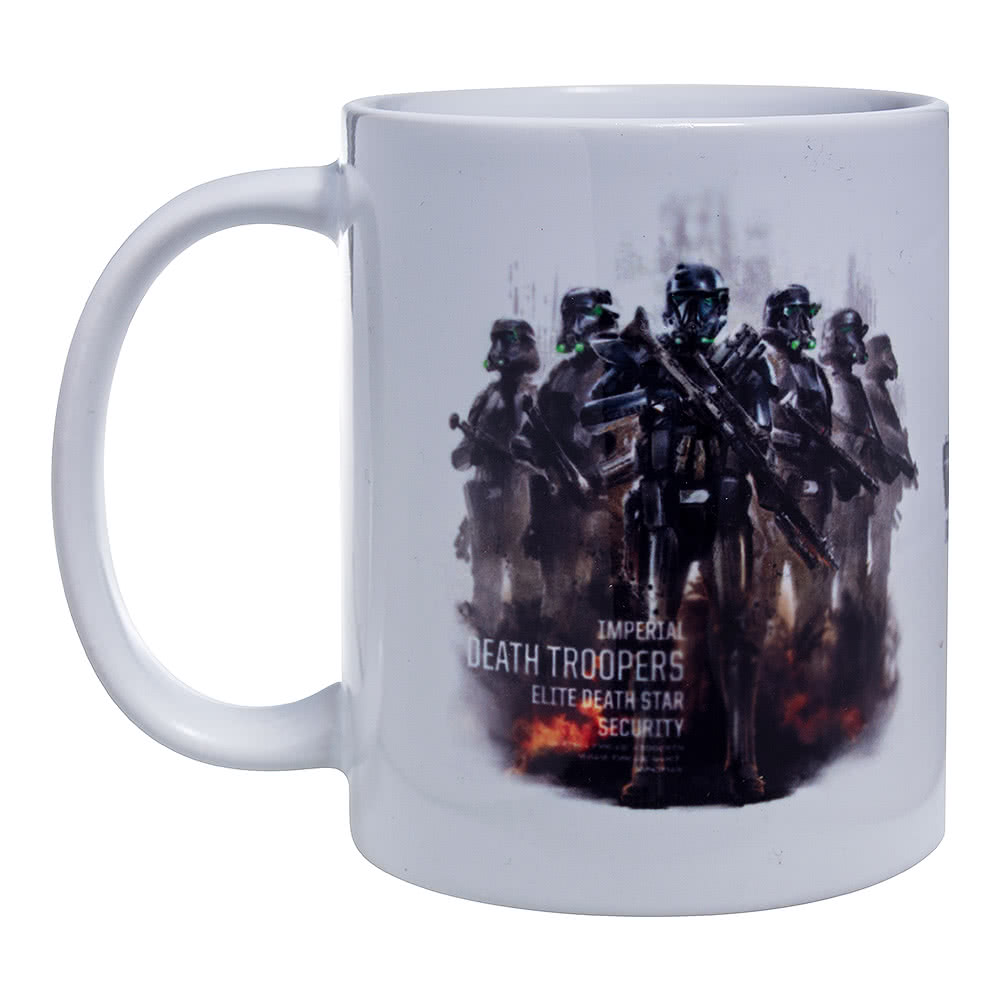 Star Wars Rogue One Deathtrooper Mug (White)