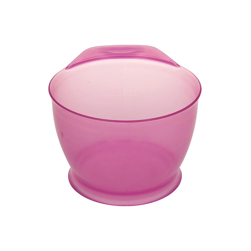 Hair Dye Mixing Bowl (Hot Pink)