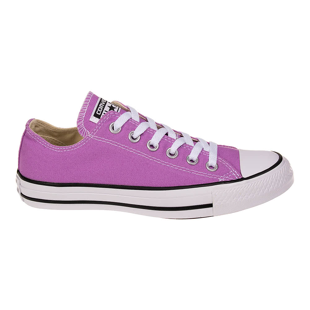 Converse All Star Ox Shoes (Fuchsia Glow)
