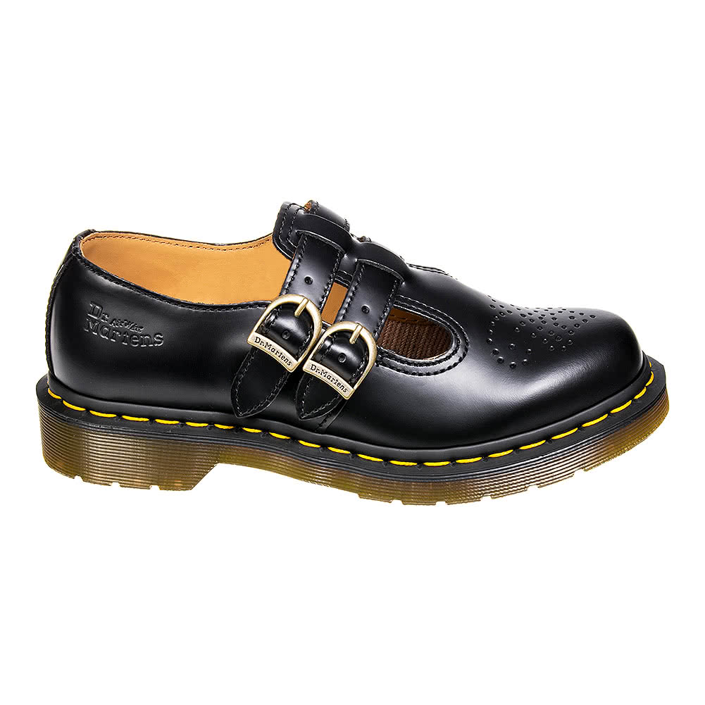 Dr Martens Mary Jane 8065 Shoes (Black)