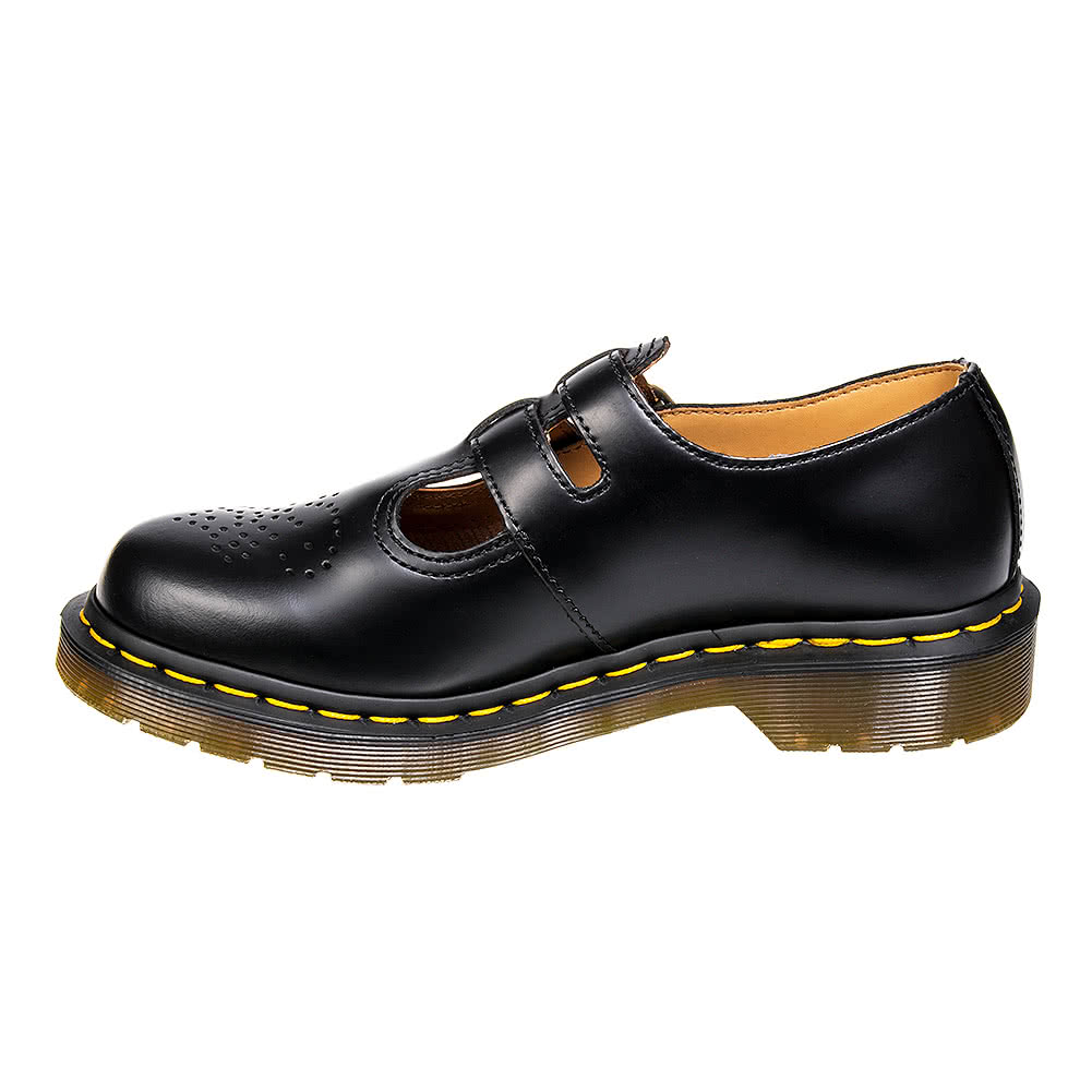 dr martens black mary jane 8065 shoes alternative footwear. Black Bedroom Furniture Sets. Home Design Ideas