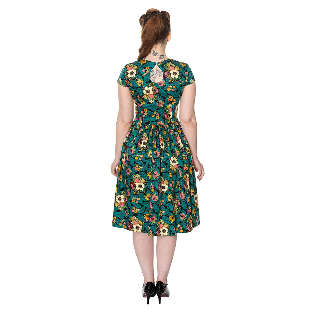 Banned Daytrip Dress (Multicoloured)