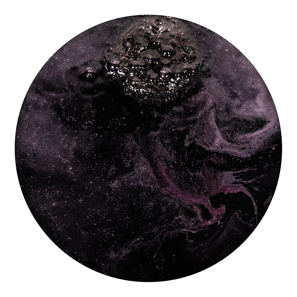 Hexbomb Bath Bomb (Black As Your Soul)