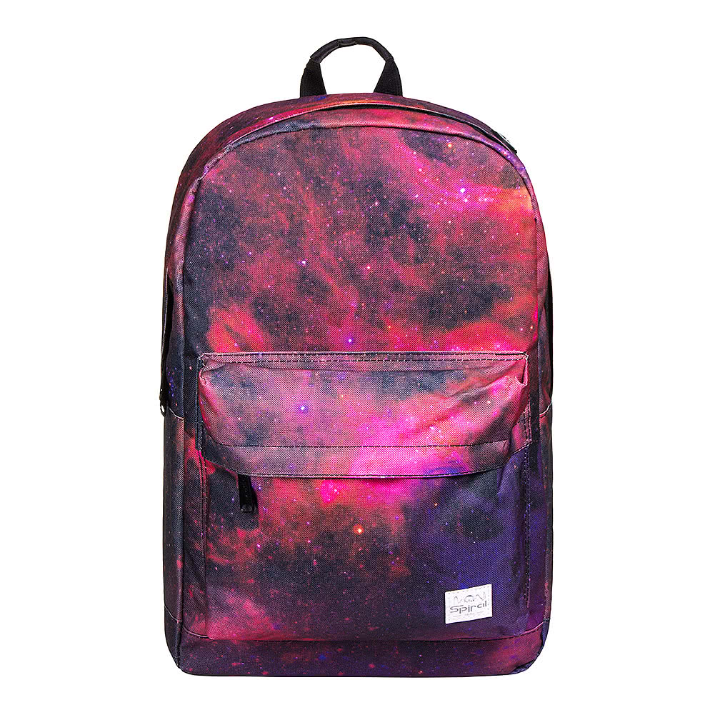 Spiral Galaxy Nightsky OG Backpack (Multicoloured)