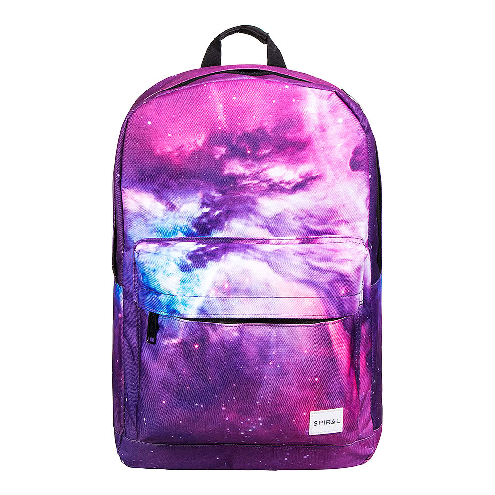 Spiral Galaxy Galactic OG Backpack (Multicoloured)