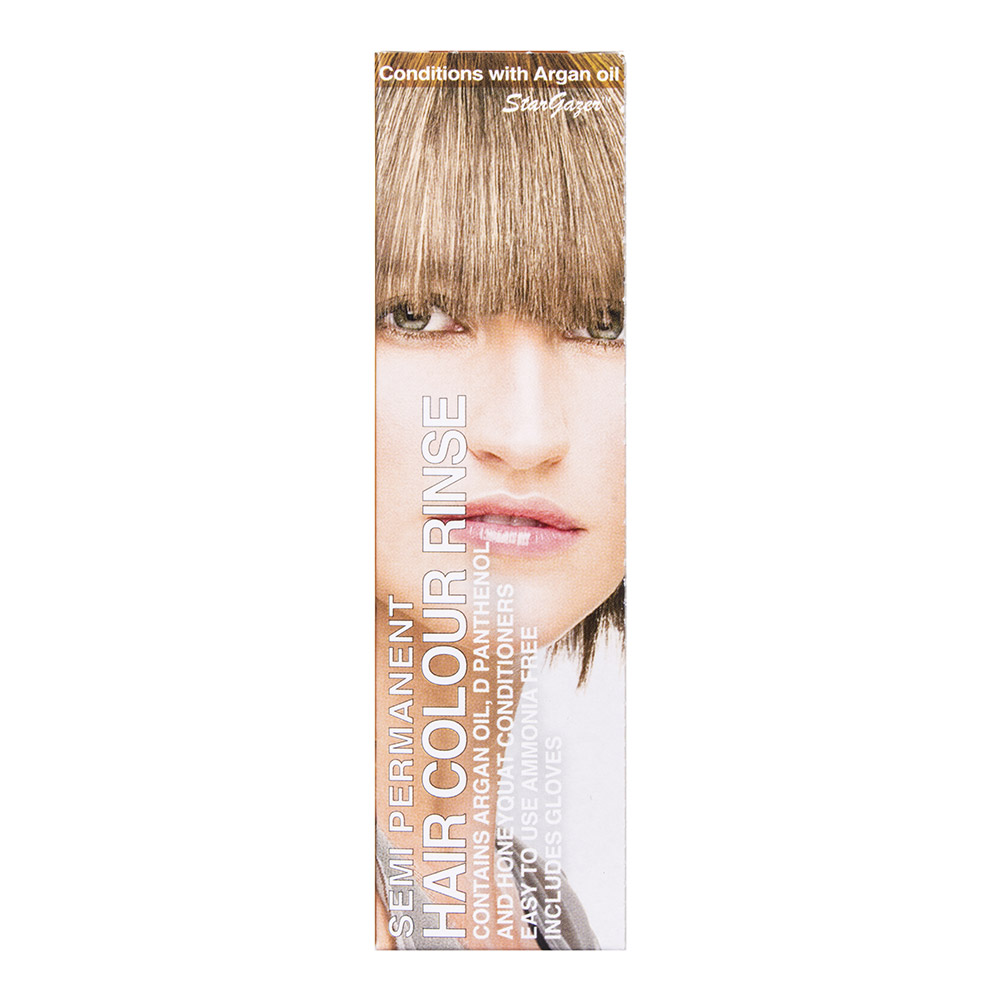 Stargazer Natural Tone Semi-Permanent Hair Dye (Natural Brown)