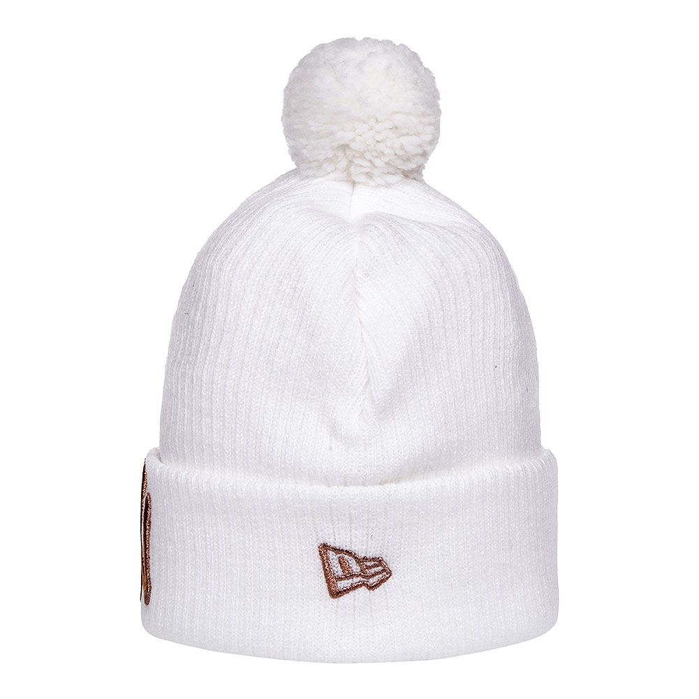 d80e4dfe94ac8f ... authentic new era ny yankees bobble hat white gold 65ff4 8732a