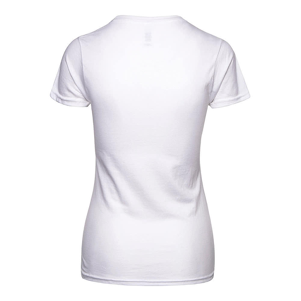 Official Paramore Eyes Covered Skinny Fit T Shirt (White)
