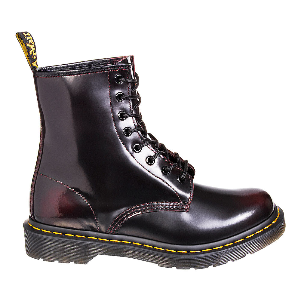 Dr Martens Arcadia 1460 Boots (Cherry Red)