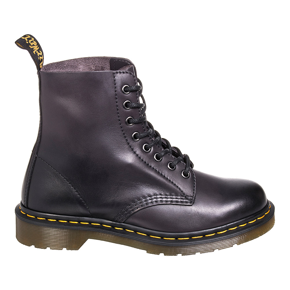 Dr Martens 1460 Pascal Antique Temperley Boots (Charcoal)