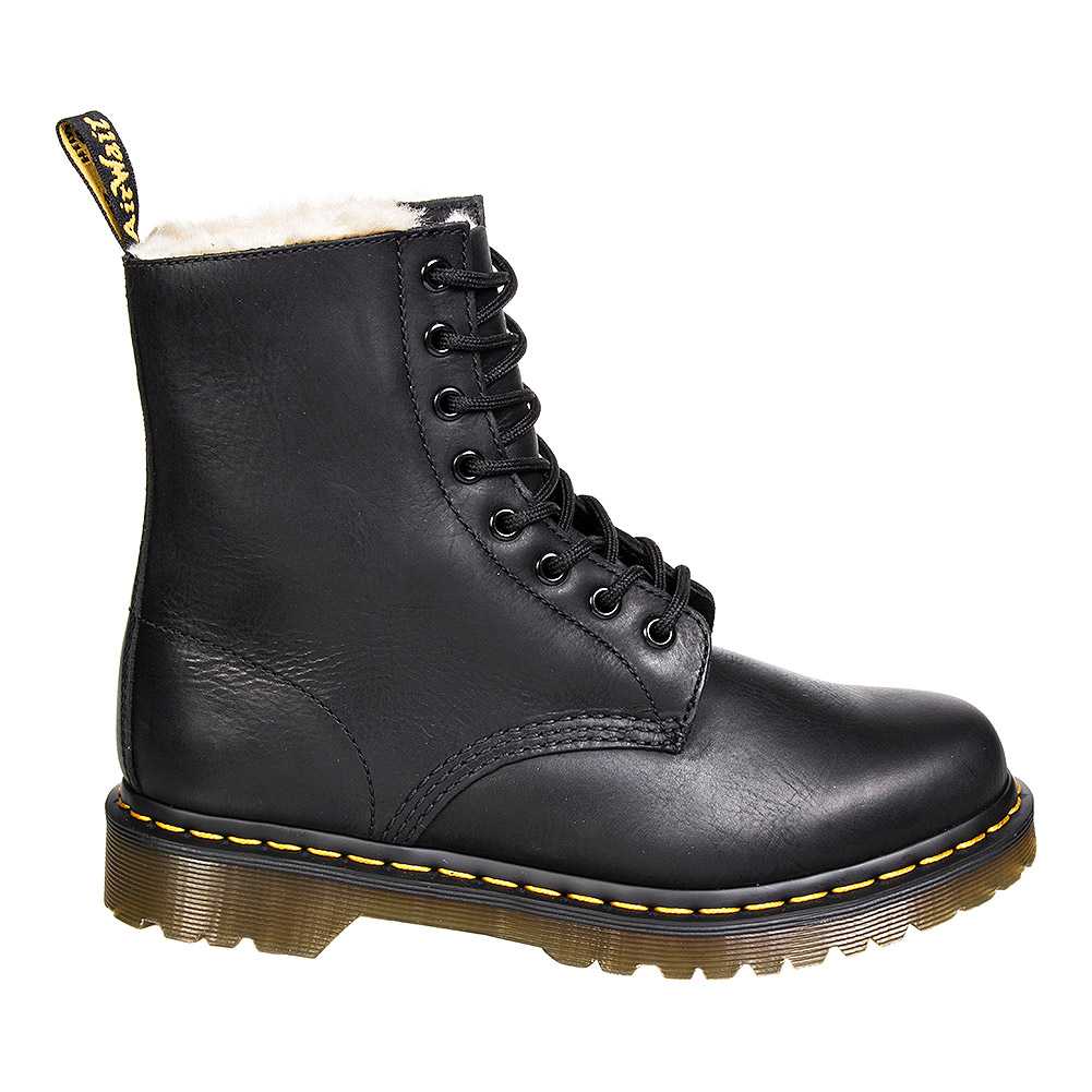Dr Martens 1460 Serena Wyoming Boots (Black)
