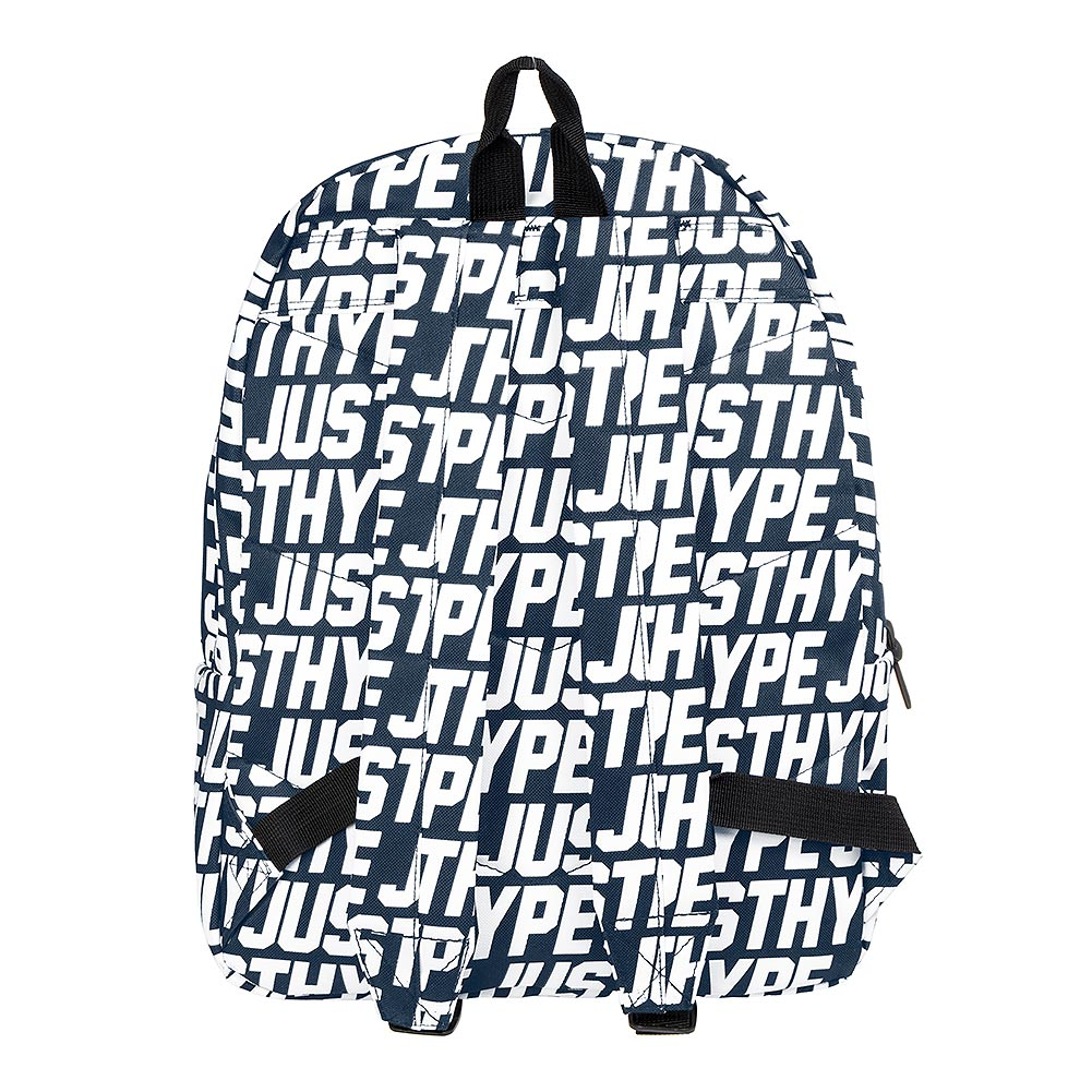 8472d441a8 ... Hype Just Hype Backpack (Navy White) ...