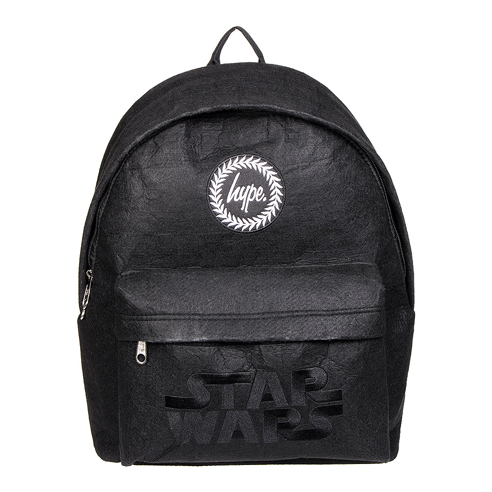 Hype Star Wars Logo Backpack (Black)