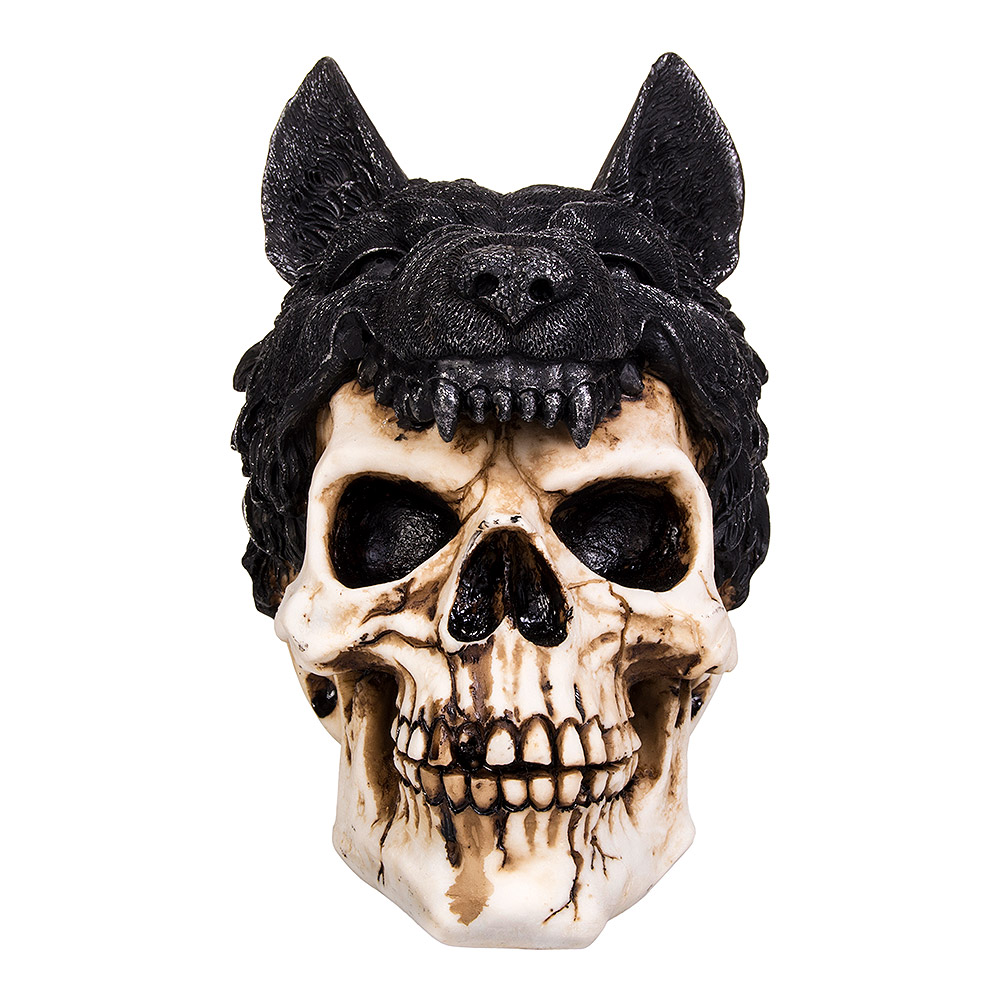 Nemesis Now Shaman Skull Figurine 14cm (Multicoloured)