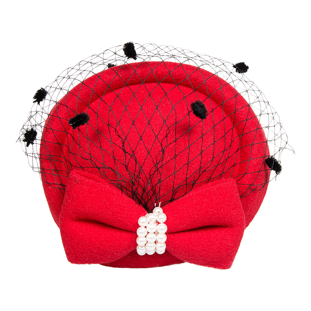 Banned Judy Hat (Red)