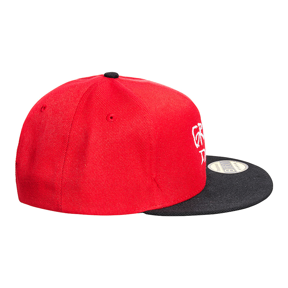 Official Green Day Radio Snapback Hat (Red)