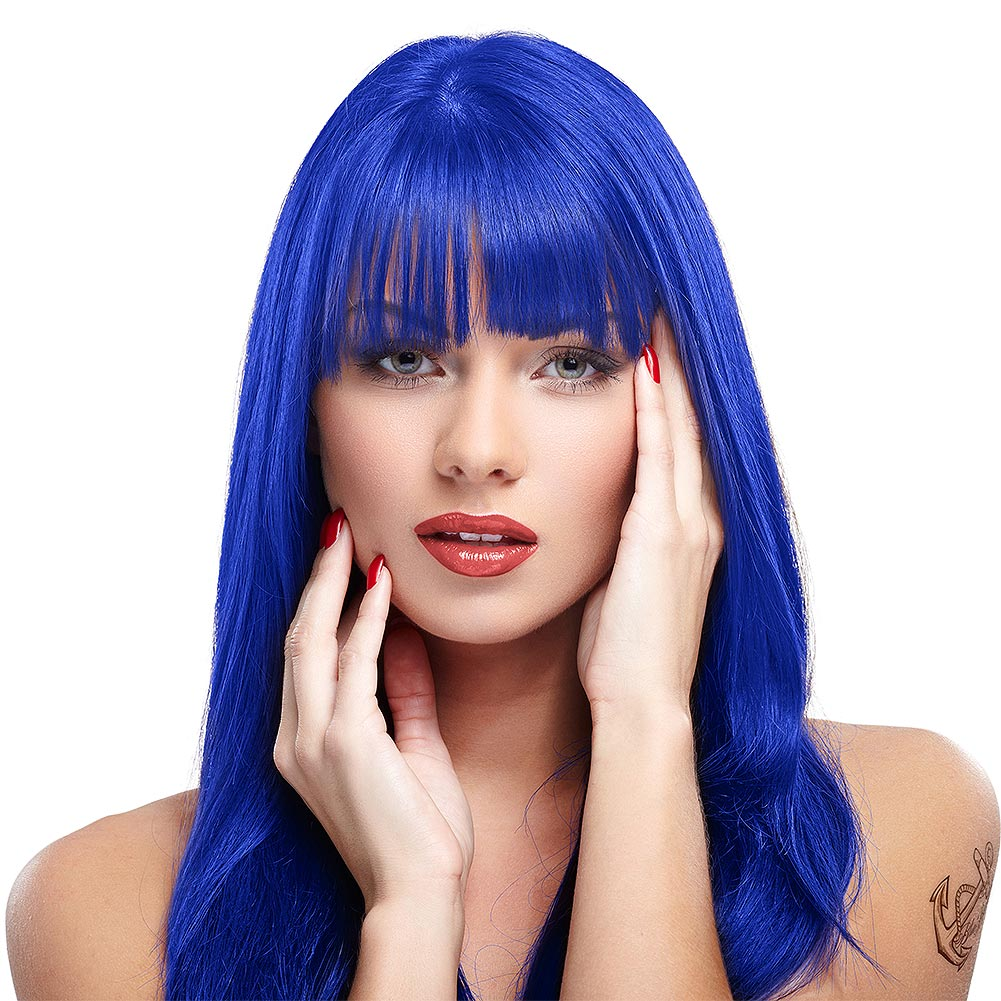 Manic Panic High Voltage Classic Cream Mini Hair Dye 25ml (Rockabilly Blue)