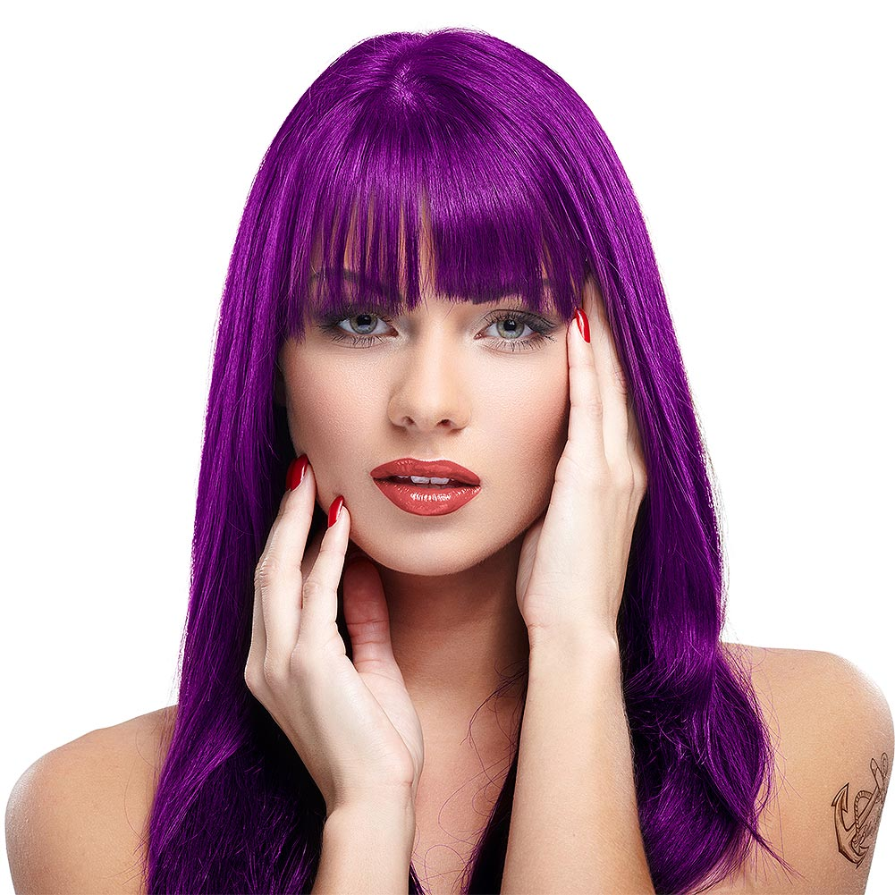 Manic Panic High Voltage Classic Cream Mini Hair Dye 25ml (Purple Haze)