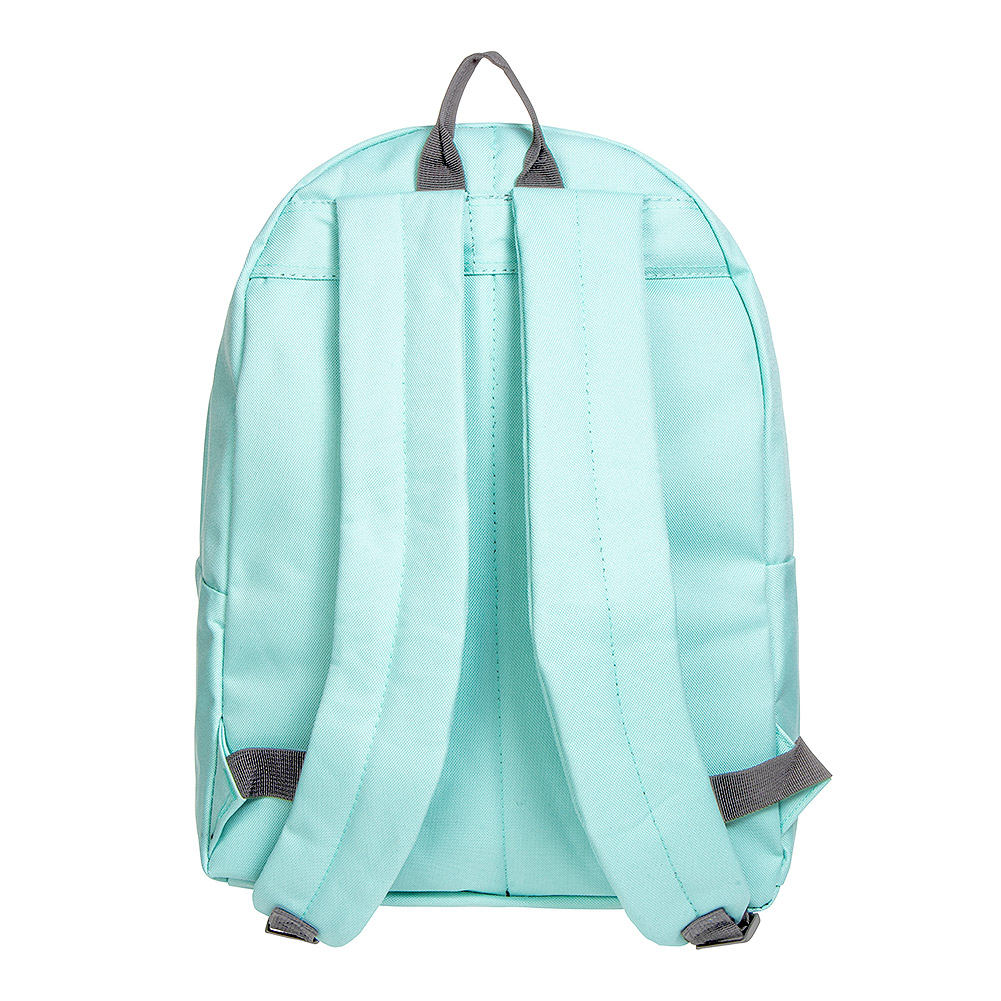 Hype Badge Backpack (Mint Green)