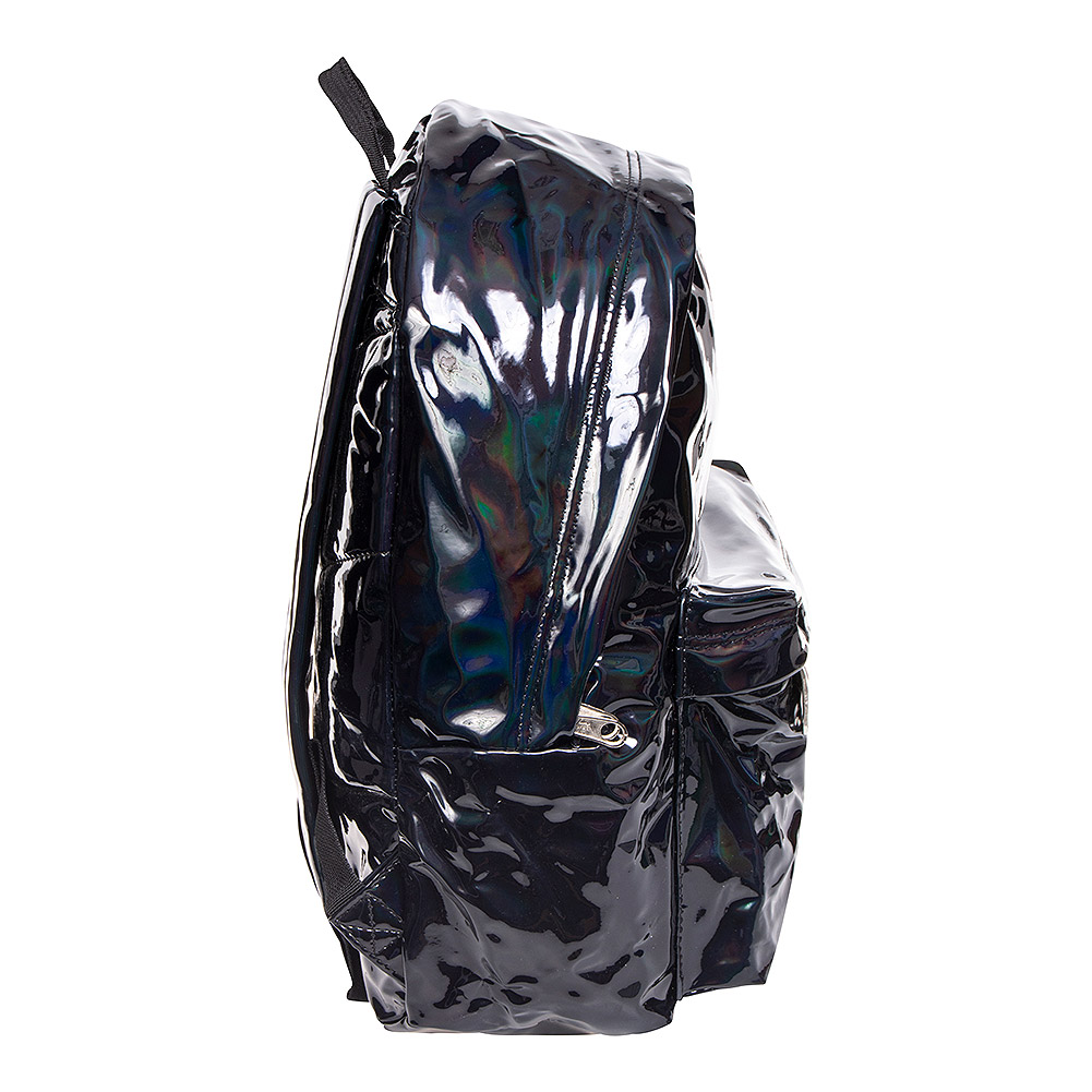Hype Holographic Backpack (Black)
