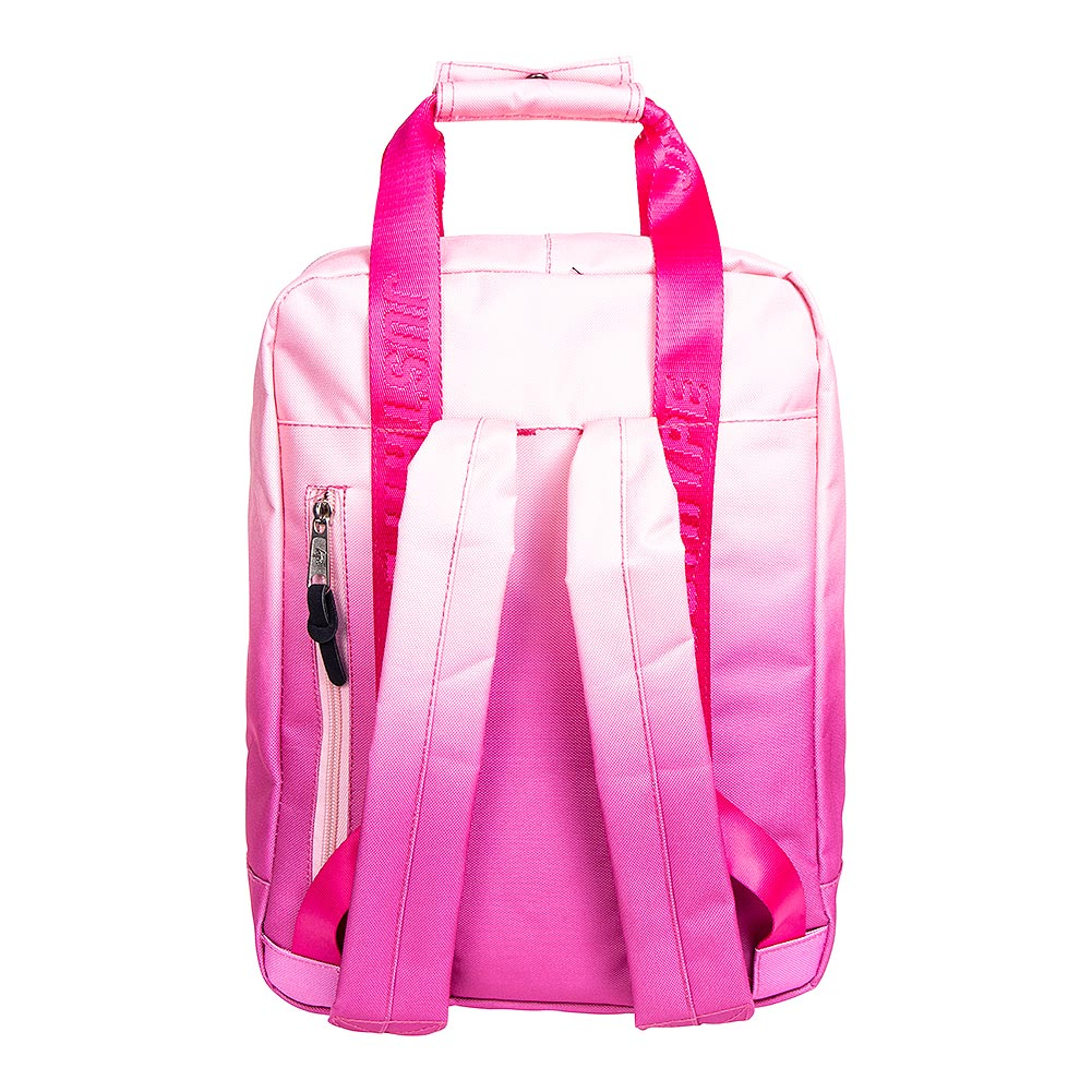 Hype Core Box Backpack (Pink/Peach)