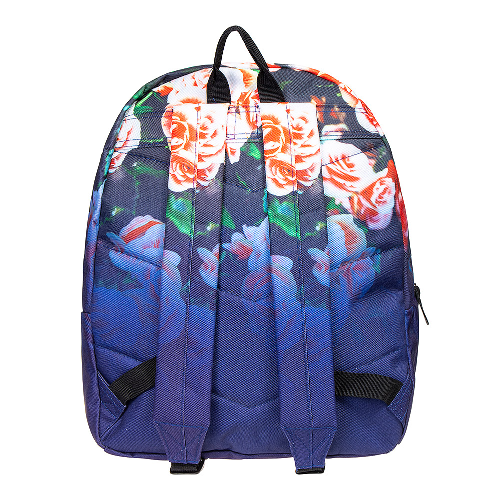 Hype Floral Fade Backpack (Navy)