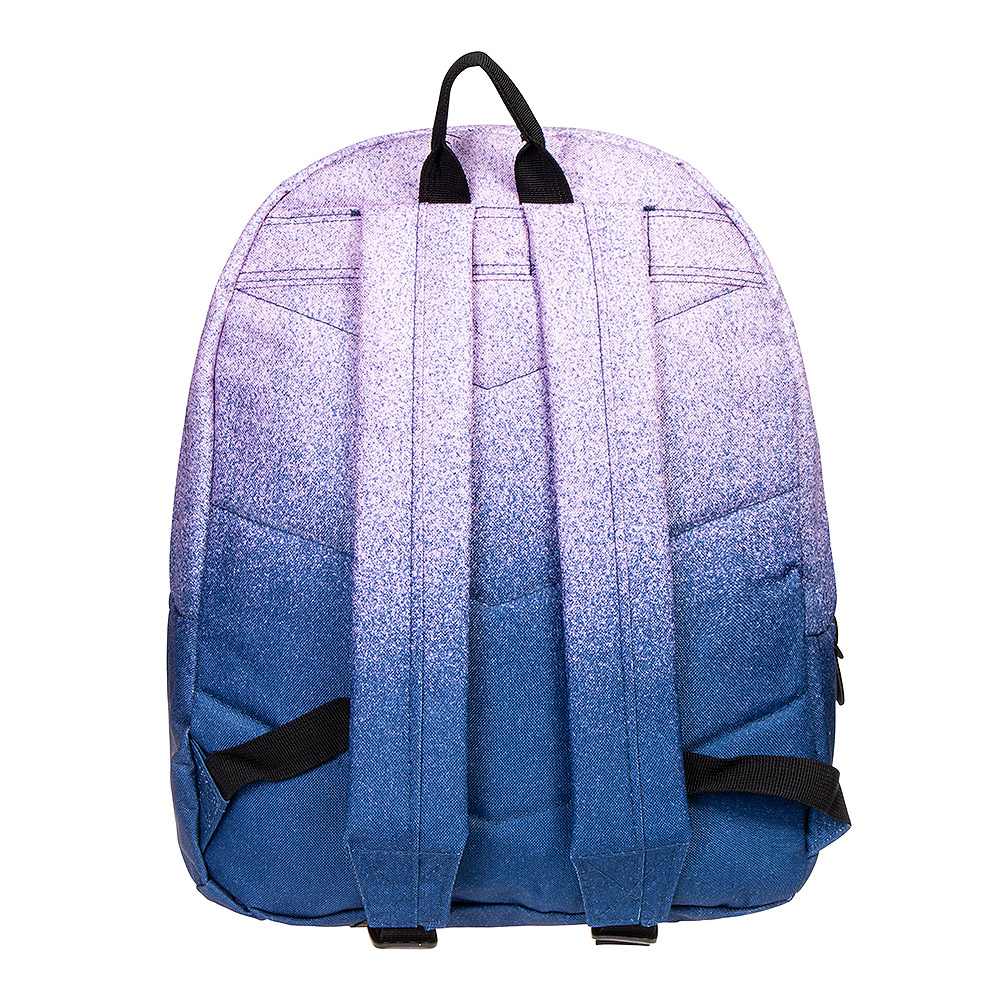 c9b9acd2e6 ... Hype Fade Speckle Backpack (Navy Pink)