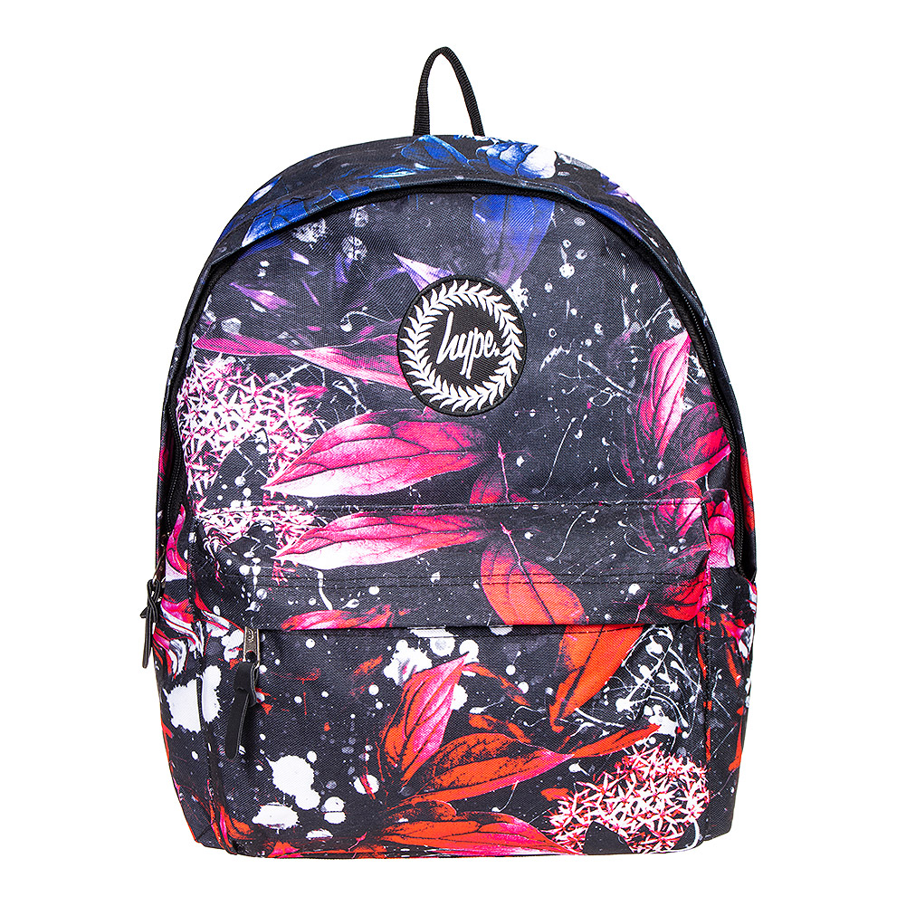 Hype Floral Speckle Backpack (Multicoloured)