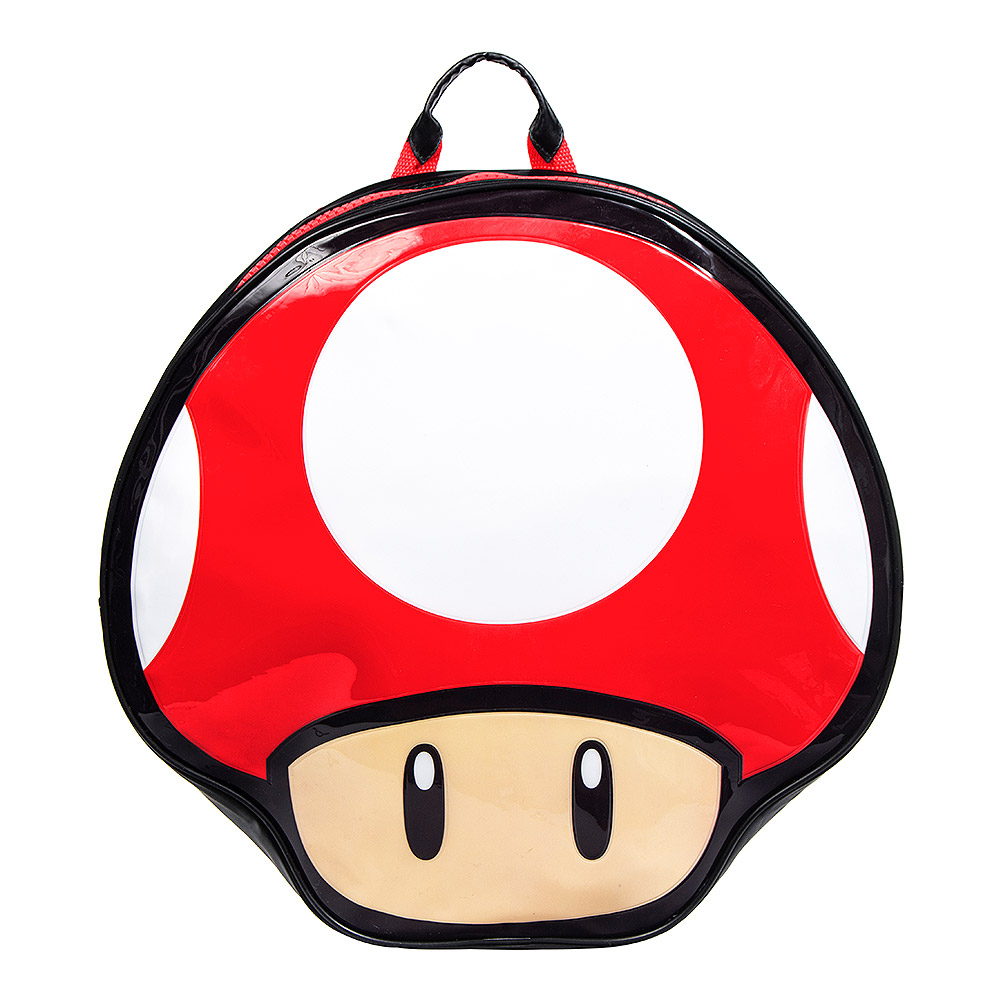 Nintendo Super Mario Mushroom Backpack (Red)
