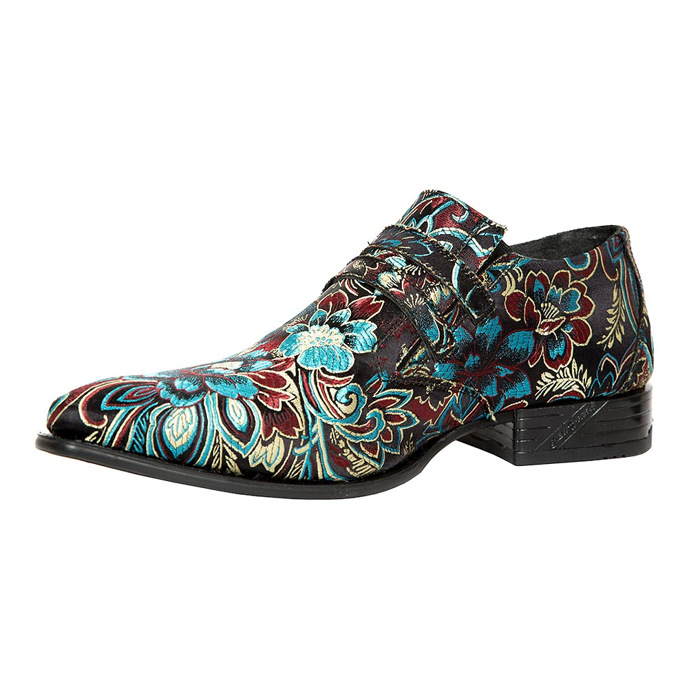 New Rock M.NW2288-S21 VIP Flowers Shoes (Multicoloured)