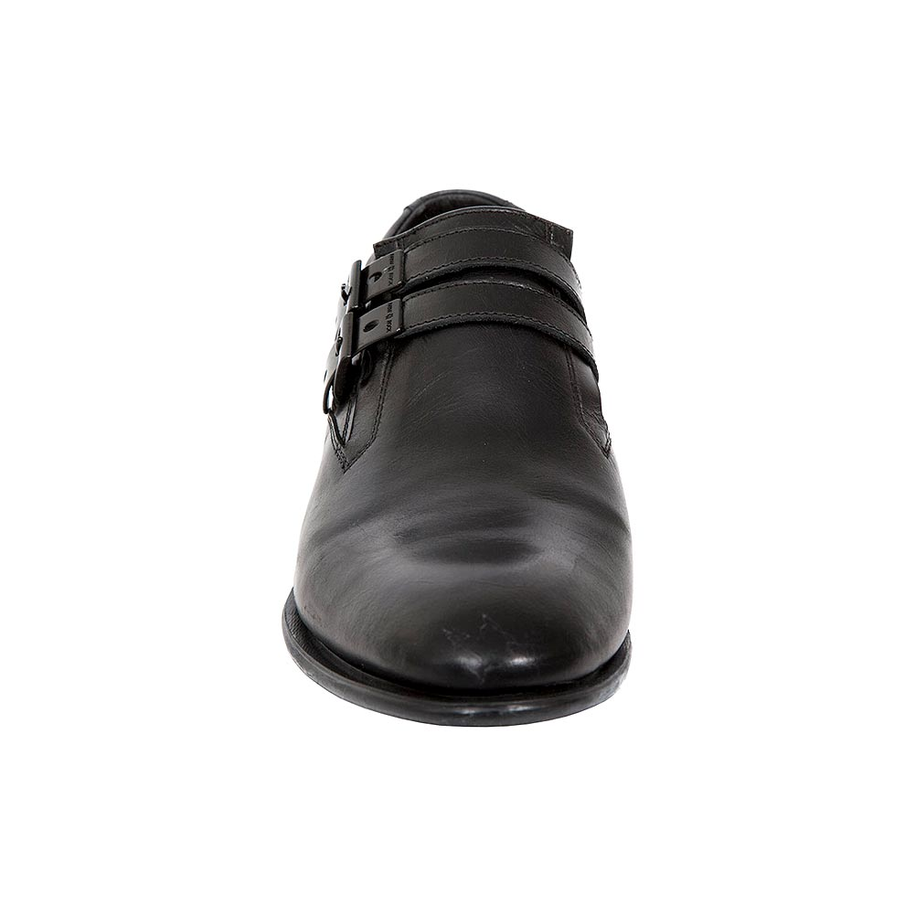 New Rock M.VIP96002-S1 Newman Shoes (Black)