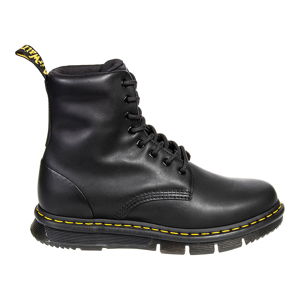 Dr Martens Lexington Boots (Black Sendal)