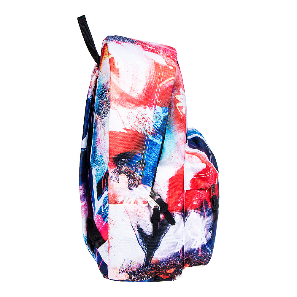 Hype Rainbow Doodles Backpack (Multicoloured)